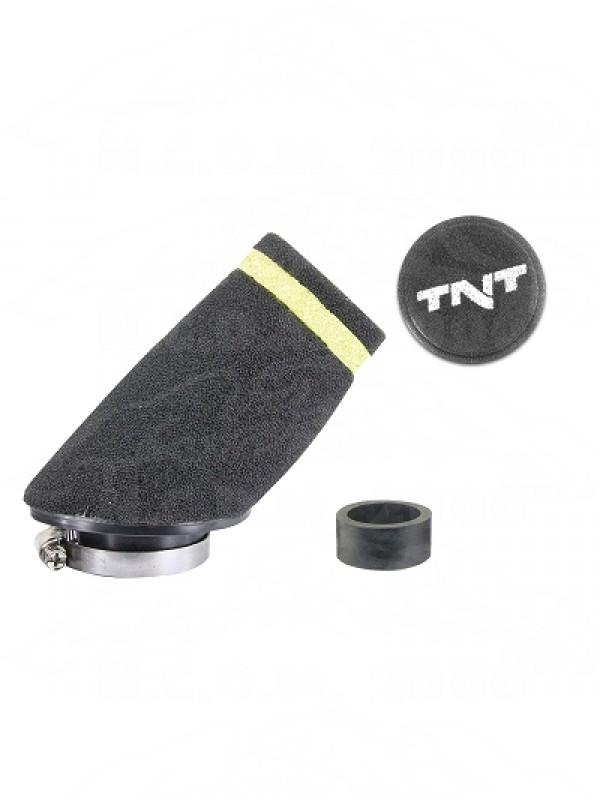 FILTRO ARIA TNT SPUGNA SMALL 30 Ø28 / 35 NERO TNT RACING 115023