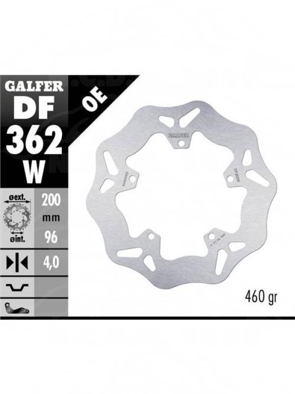 DISCO ANTERIORE GALFER PIAGGIO SCOOTER/VESPA PX 125/150/200-LML