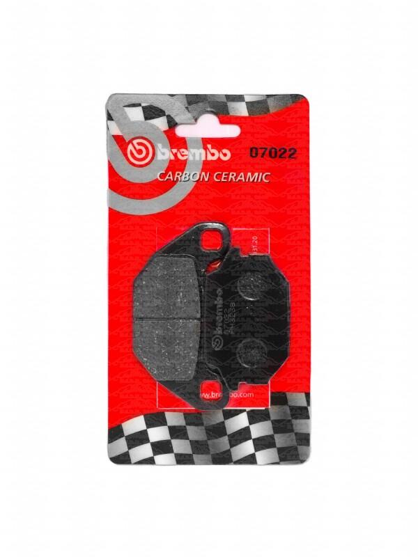 Pastiglie Freno Brembo Carbon Ceramic 07022