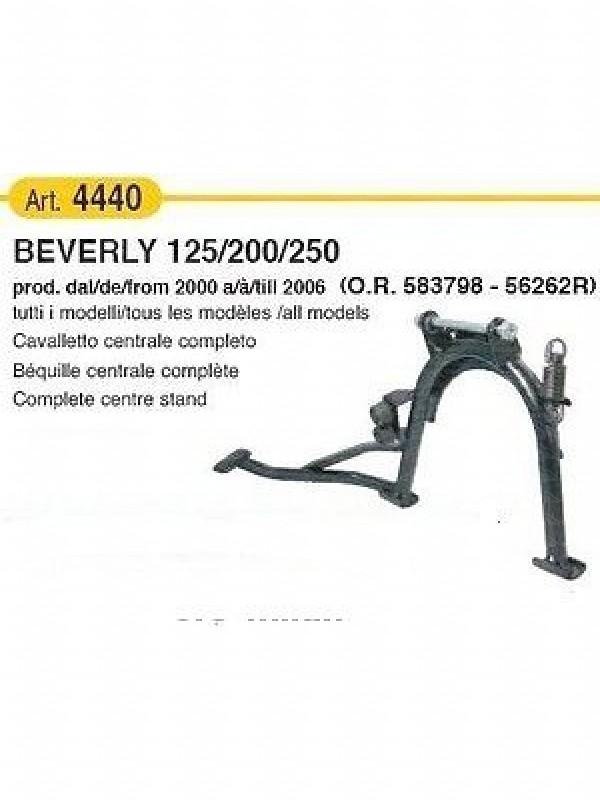 4440 BUZZETTI CAVALLETTO CENTRALE COMPLETO GILERA - PIAGGIO BEVERLY 125 200 250