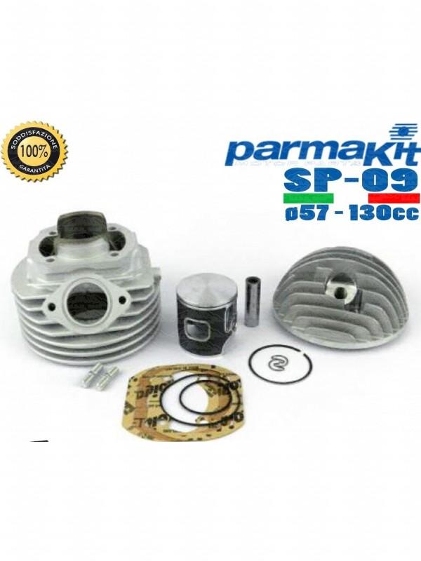 57066.00 CILINDRO 130cc ø57 Corsa 51 PARMAKIT SP-09 VESPA PK XL HP L R N 50 125