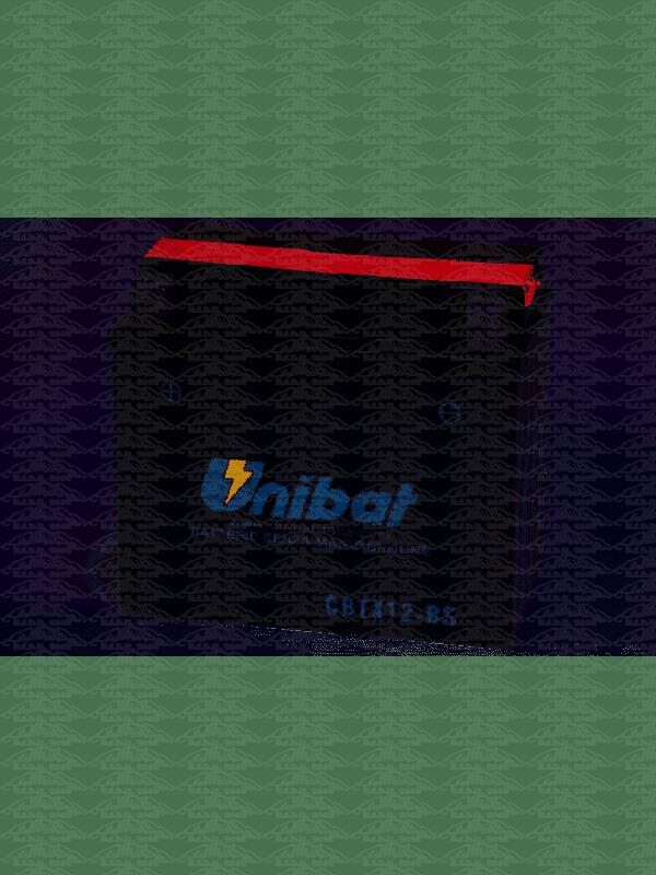 BATTERIA MKOTO/SCOOTER UNIBAT CBTX12-BS=YUASA YTX12-BS